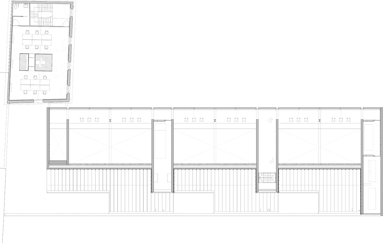 Urban Open Laboratiories, first floor plan ZAA}