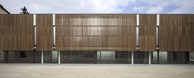 Urban Open Laboratories, south facade Alessandra Chemollo