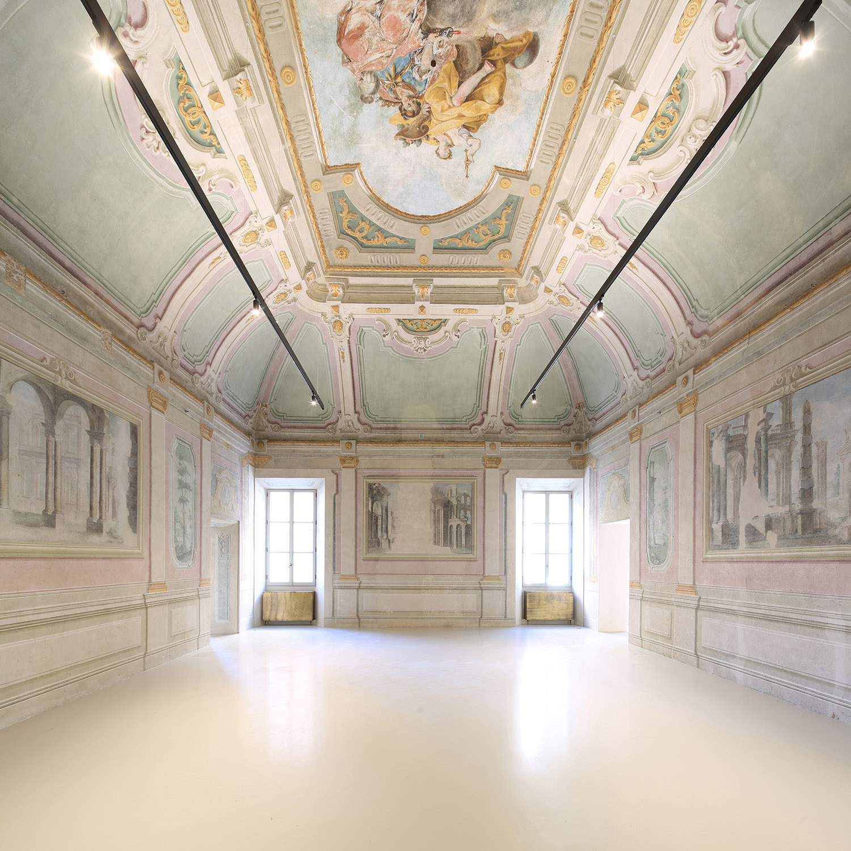 Monumental body, North exhibition rooms Kai-Uwe Schulte Bunert