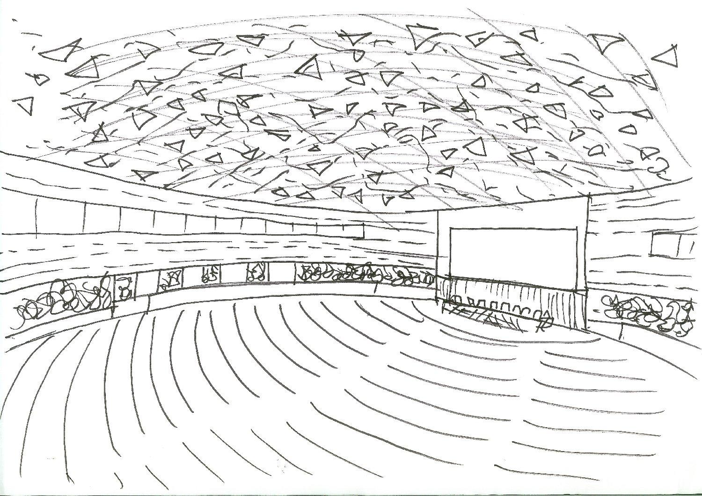 Architect Peia drawing Peia Associati}