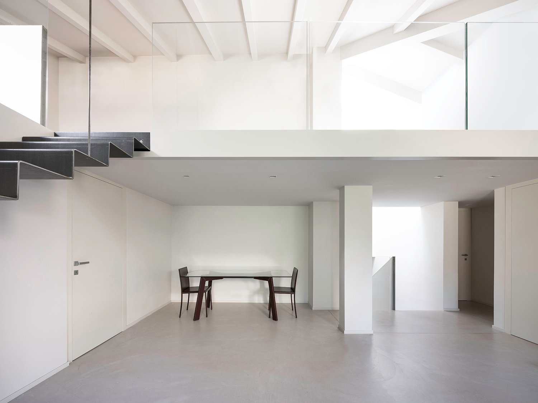 Mezzanine - Study Room Filippo Poli Photography