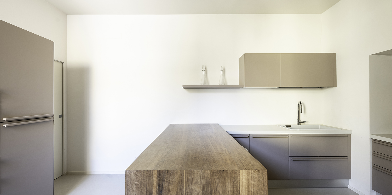 First Floor Kitchen - Detail Filippo Poli Photography