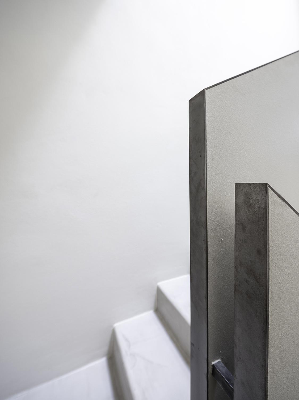 Concrete Stairs - Detail Filippo Poli Photography