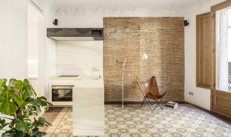 Living Room View Adrià Goula Sardà