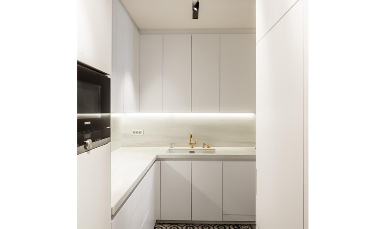 Kitchen Interior Adrià Goula Sardà