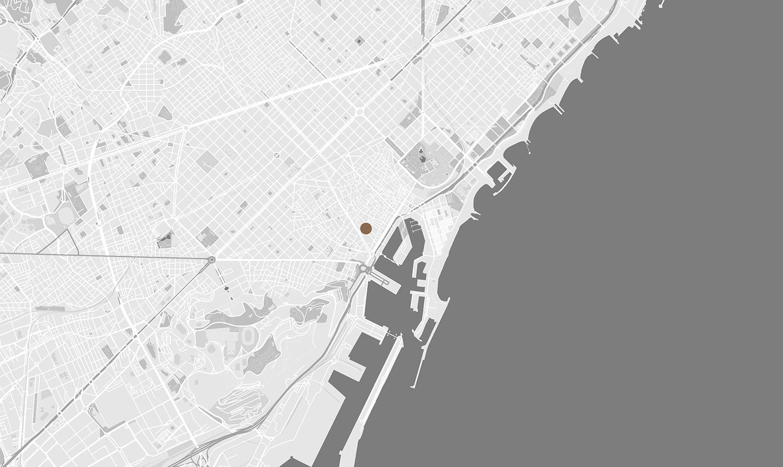 Site Plan Jofre Roca arquitectes}