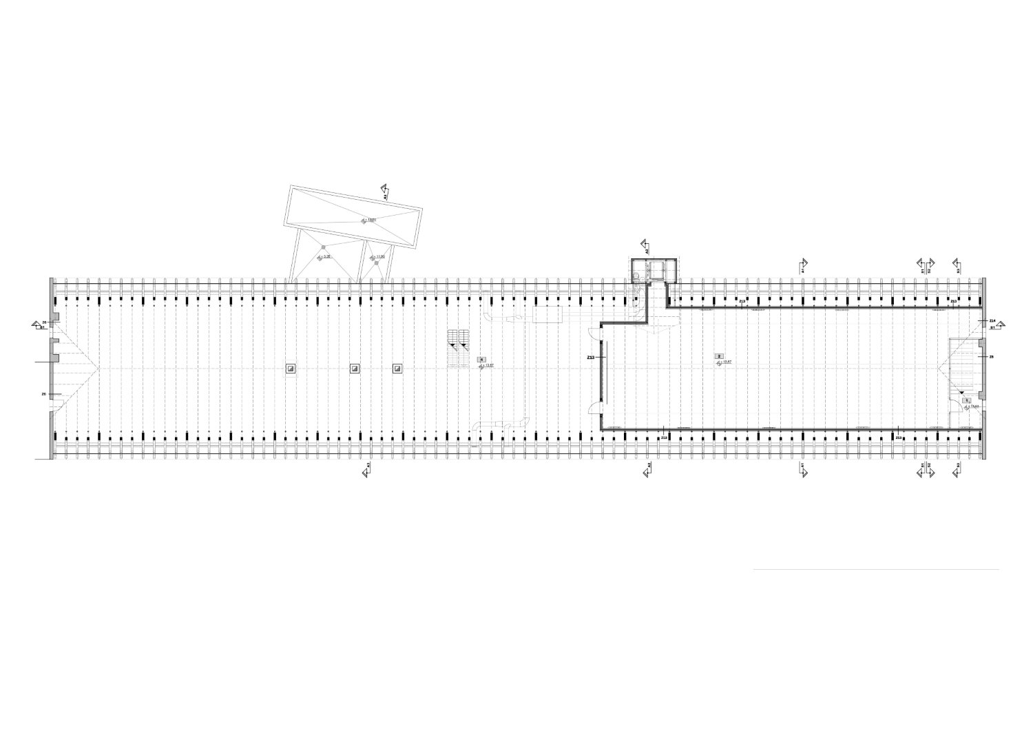 Roof Plan Rechner Architects}