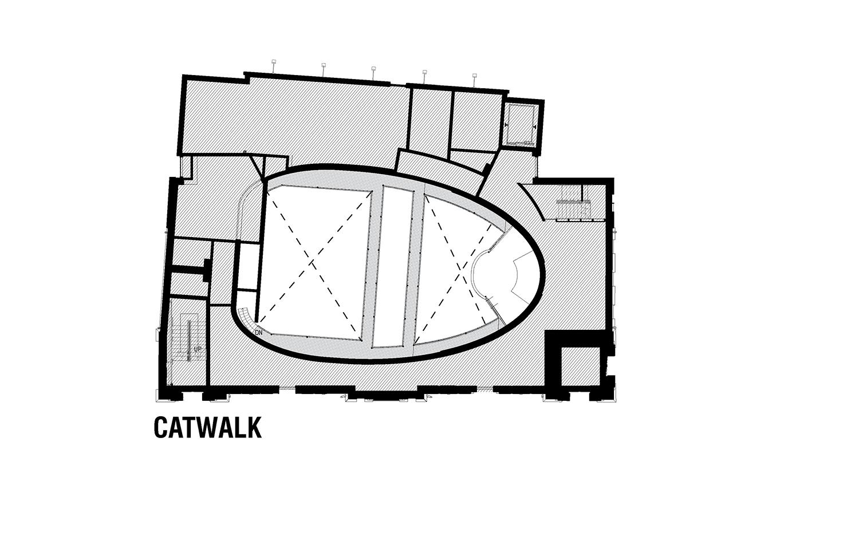 Catwalk Floor Plan Leers Weinzapfel Associates}