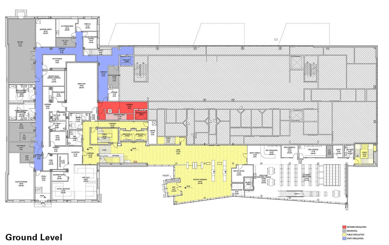First Level Floor Plan Diagram Leers Weinzapfel Associates}