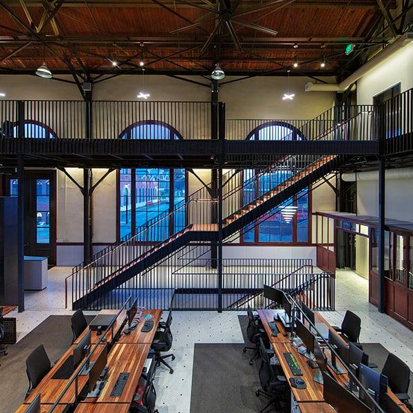 Marcy Wong Donn Logan Architects