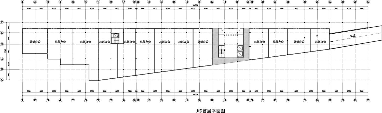 1 floor plan-J 9Studio Design Group}