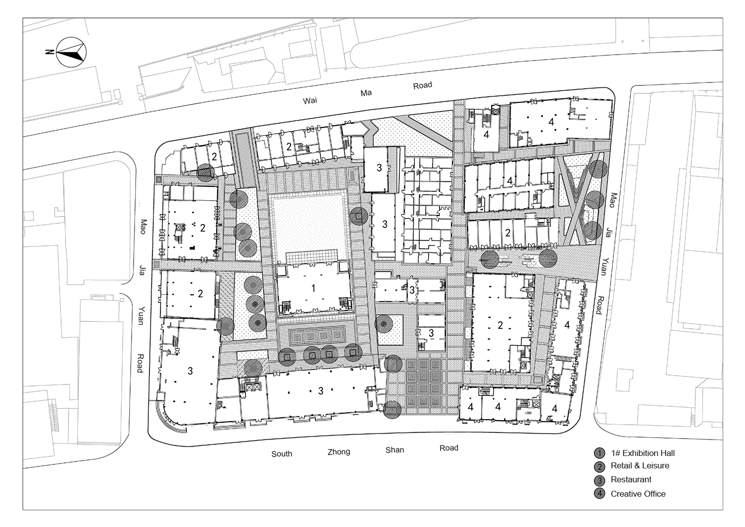 Ground floor layout courtesy of Sunyat}