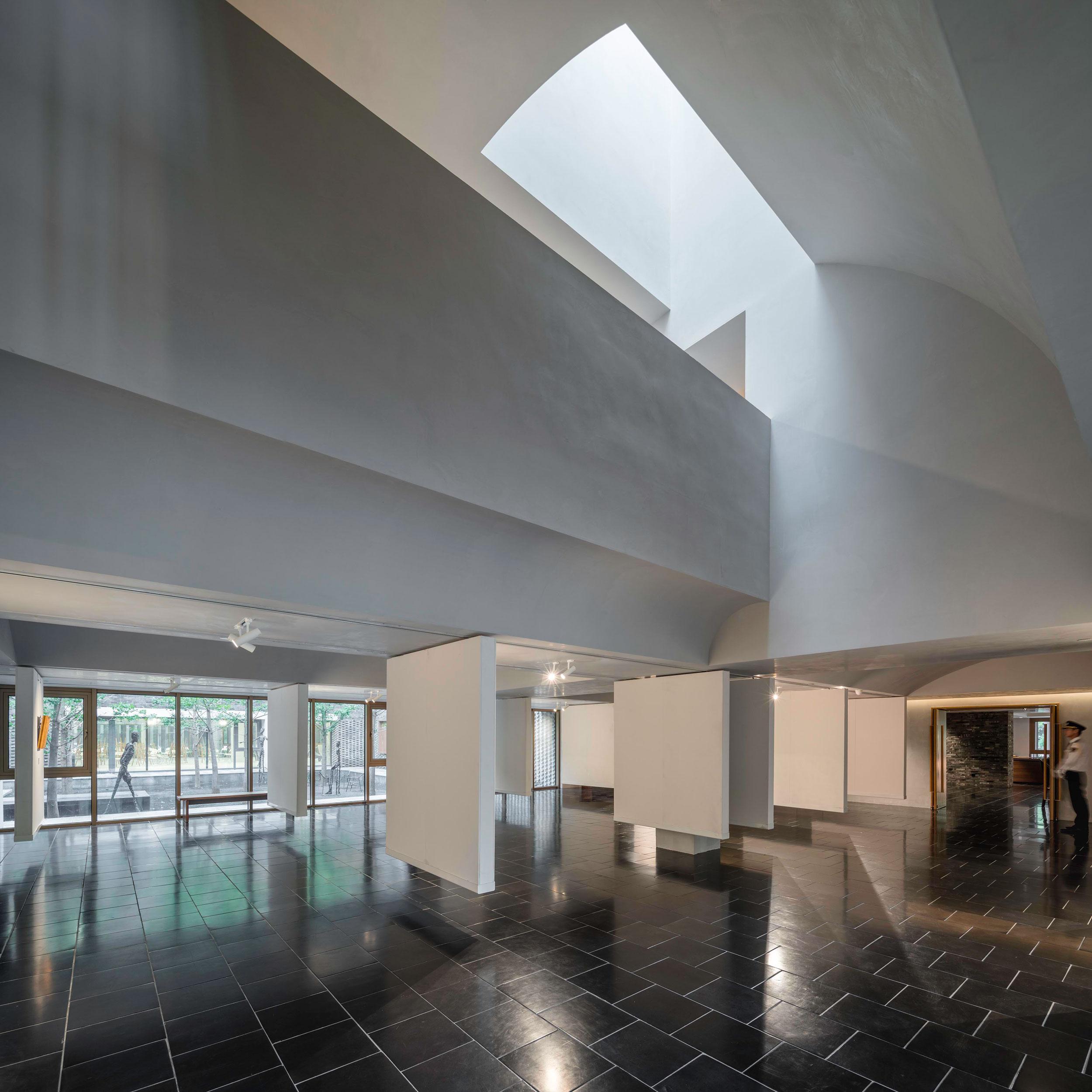 Junshan Cultural Center Designed by Neri&Hu Pedro Pegenaute