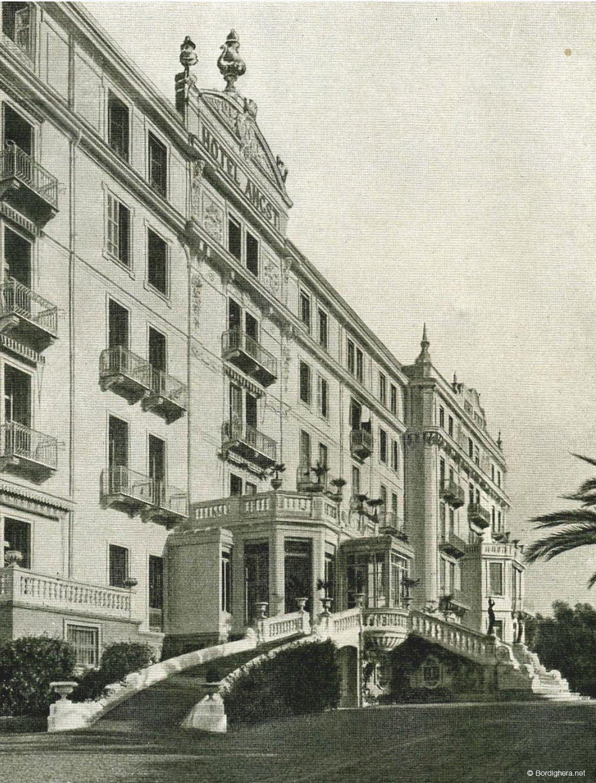 HISTORICAL PHOTO bordighera.net