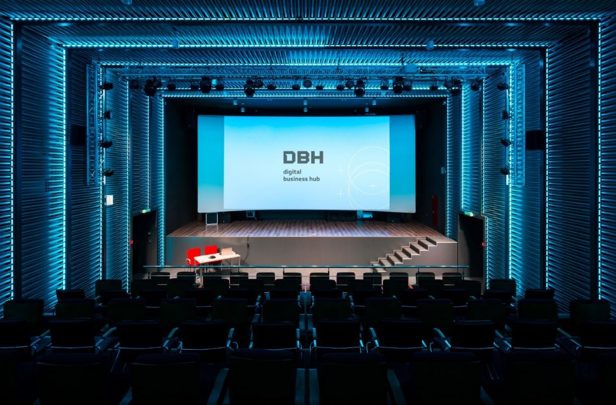 DBH small conference hall DBH, Moscow Agency of Innovations