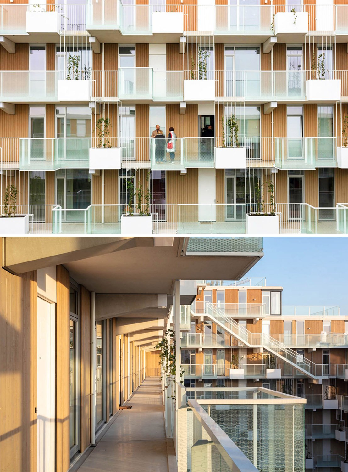 Mei architects and planners - Fenix I - Courtyard Marc Goodwin