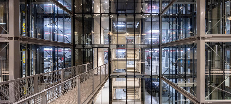 Mei architects and planners - Fenix I - elevators Marc Goodwin