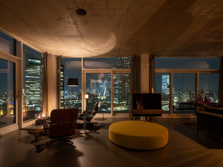 Mei architects and planners - Fenix I - loft Ossip