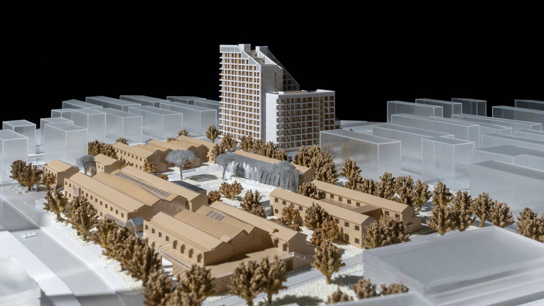 model Lacime Architects