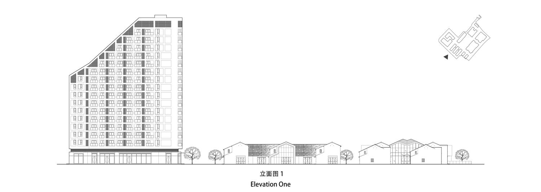 elevation Lacime Architects}