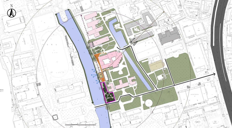 location analysis Lacime Architects}