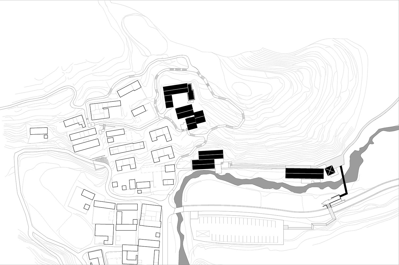 Site plan gad · line+ studio}