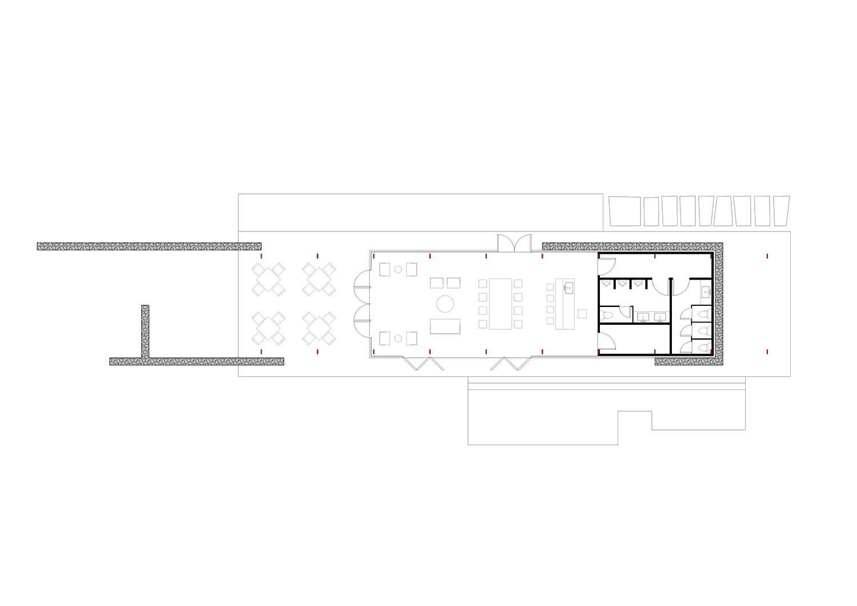 cafe plan gad · line+ studio}