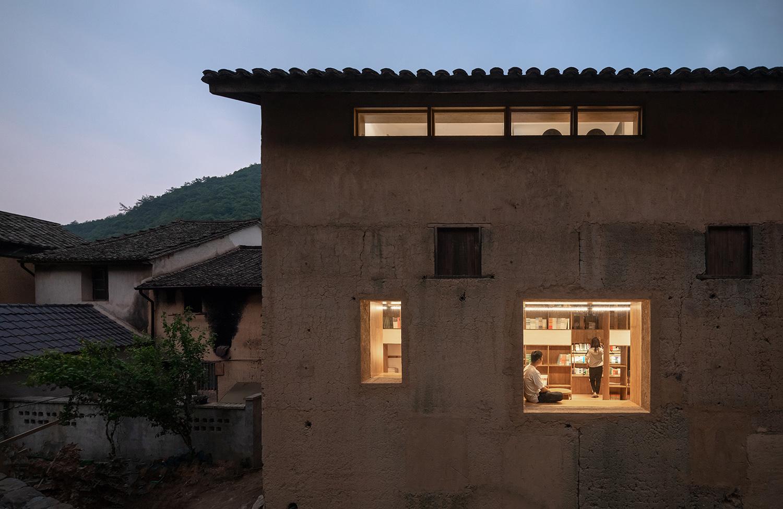 south facade openings Shengliang Su