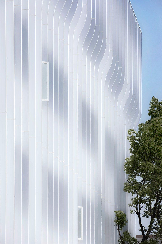 05_XPACE DIGITAL PARK_Facade View of Reflection Jin Weiqi