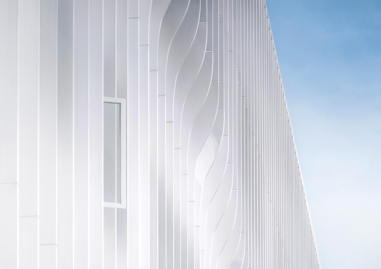07_XPACE DIGITAL PARK_Facade with Window Jin Weiqi