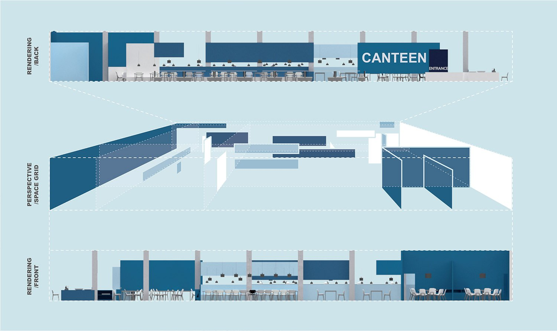 18_XPACE DIGITAL PARK_Living Space+Canteen STUDIO QI}