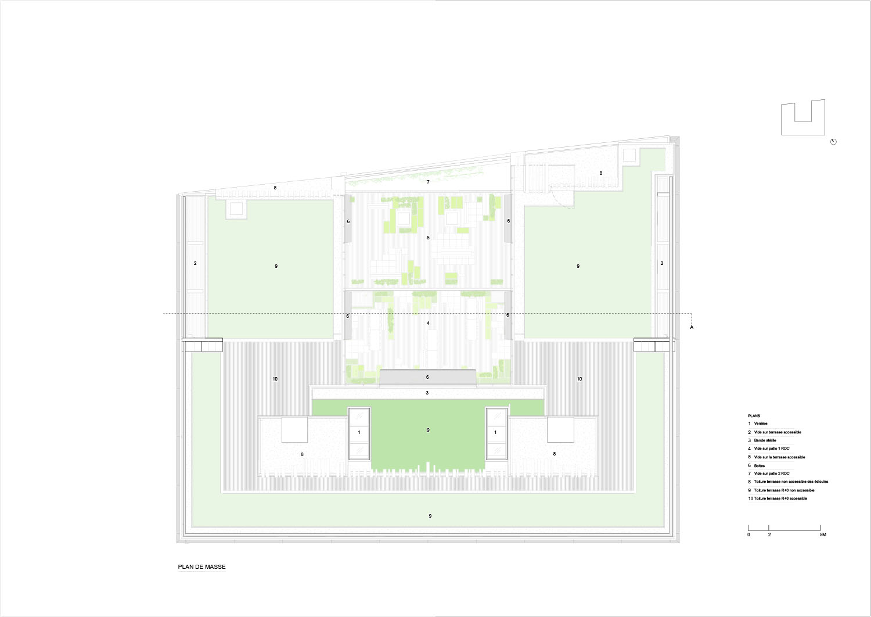 map Axel Schoenert architectes}