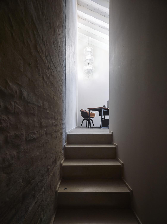 The staircase Pietro Savorelli