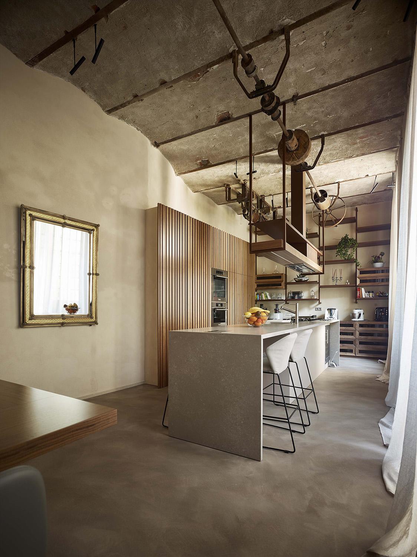 Kitchen detail Pietro Savorelli