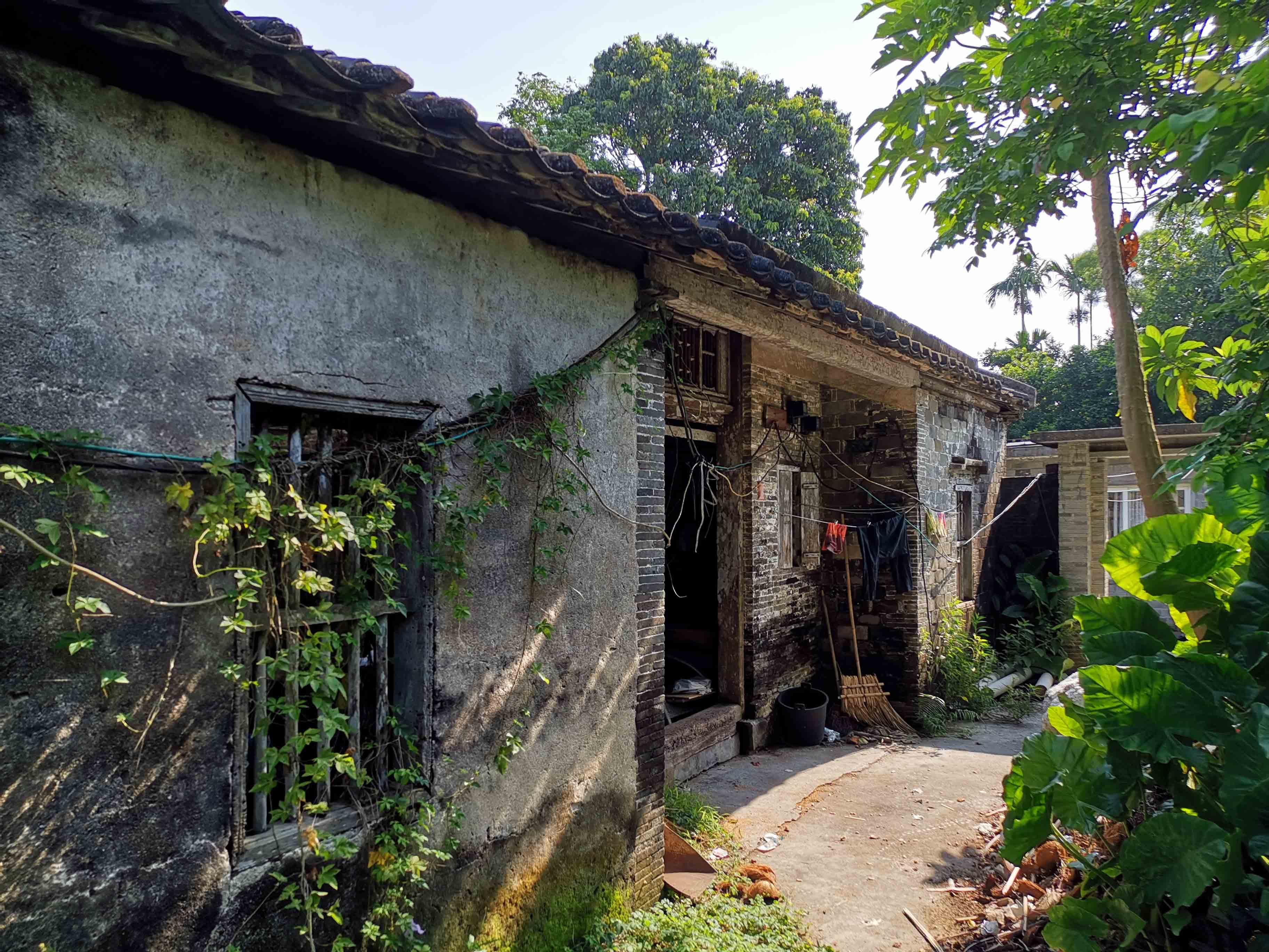 pre-renovation photo Tan Chuan