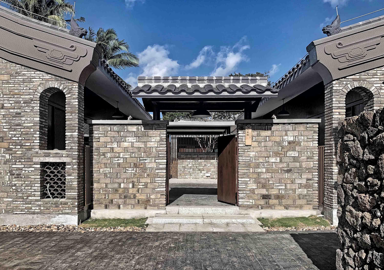 retrofitted facade Tan Chuan
