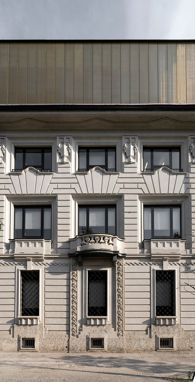 Brisa5, facciata e sopralzo Andrea Martiradonna