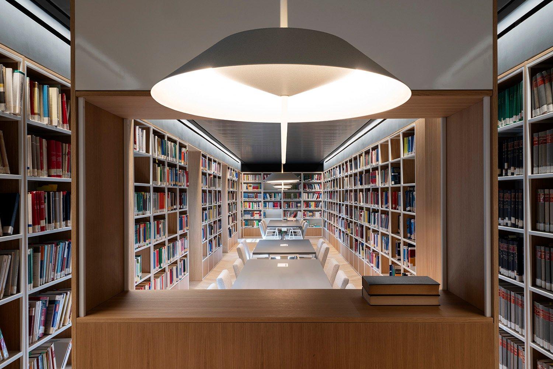 Brisa5, Biblioteca Allen & Overy Andrea Martiradonna