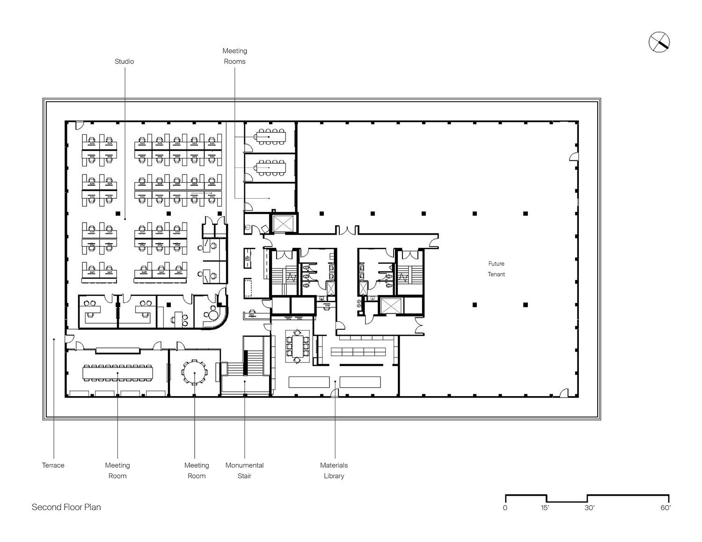 Second Floor Plan HASTINGS}