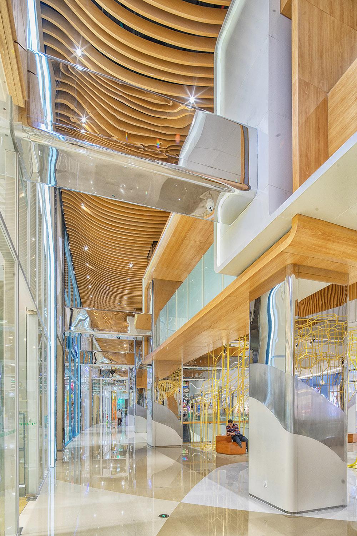 SCPG Center (Shopping Plaza) - Aisle PH Alpha Design
