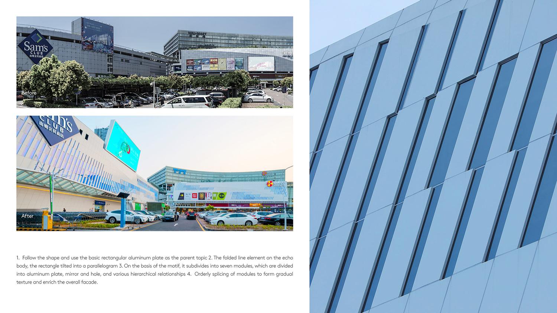 External facade PH Alpha Design}