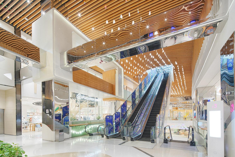 SCPG Center (Shopping Plaza) - Entrance PH Alpha Design
