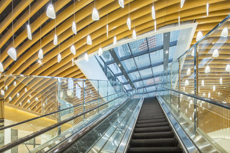 SCPG Center (Shopping Plaza) - Escalator PH Alpha Design