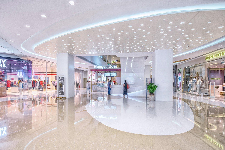 SCPG Center (Shopping Plaza) - Atrium PH Alpha Design