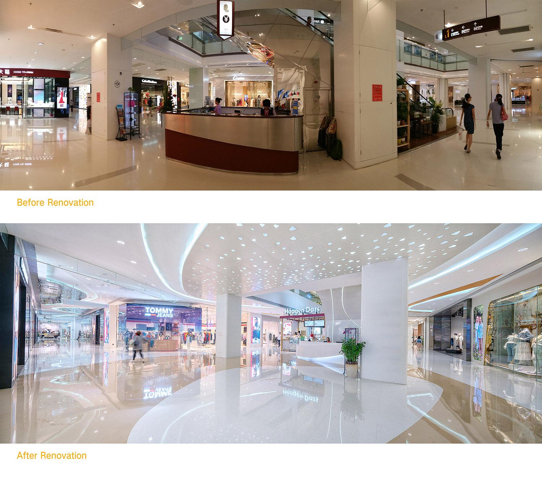 Hall differences PH Alpha Design}