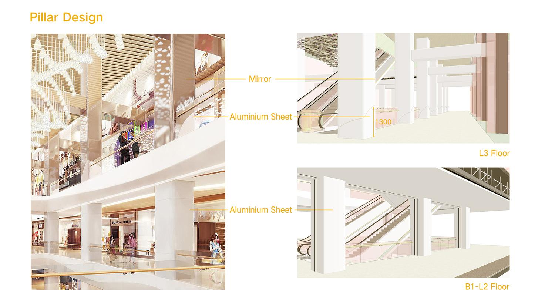 Pillar design PH Alpha Design}