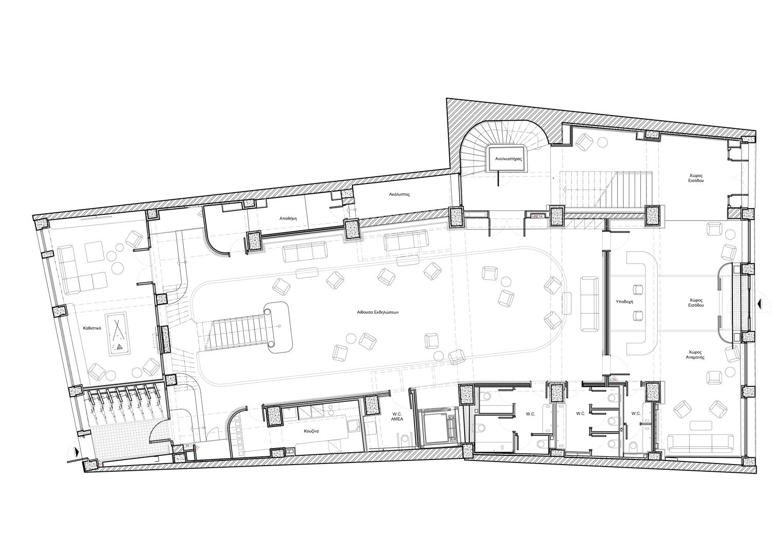 ground floor plan USP}