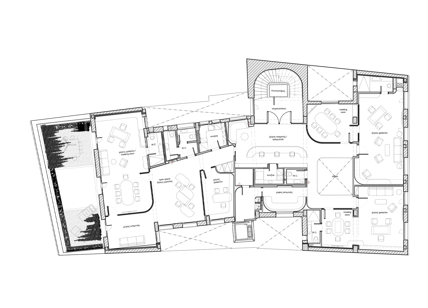 fourth floor plan USP}