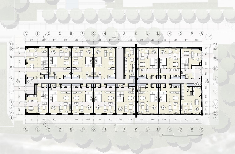 Ground Floor Plan MuuM}