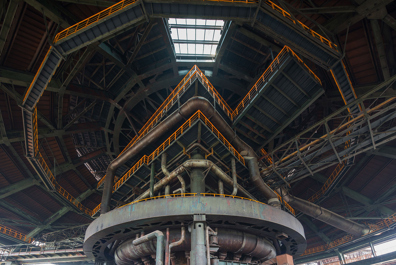 Shougang No. 3 Blast-Furnace Museum CCTN Design